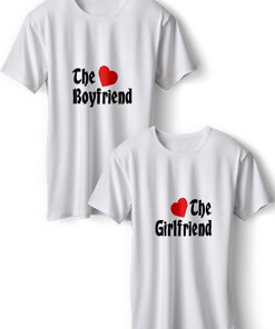 The Girlfriend Koppel T-Shirts
