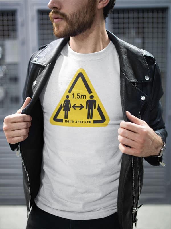 Houd Afstand T-Shirt