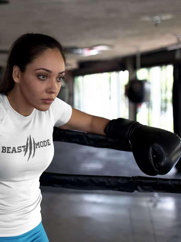 Beast Mode Dames T-Shirt