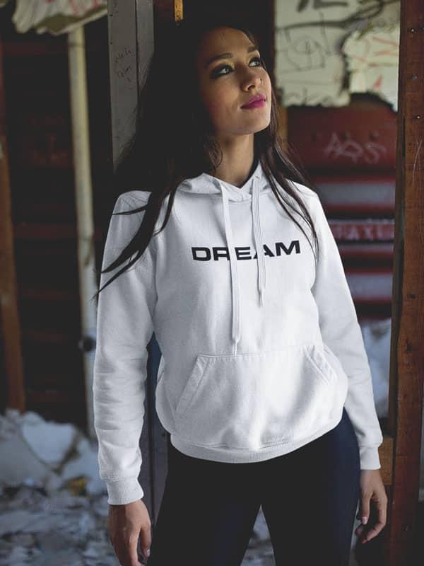 Dream Tekst Hoodie