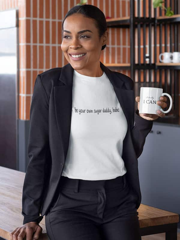 be your own sugar daddy t shirt online kopen