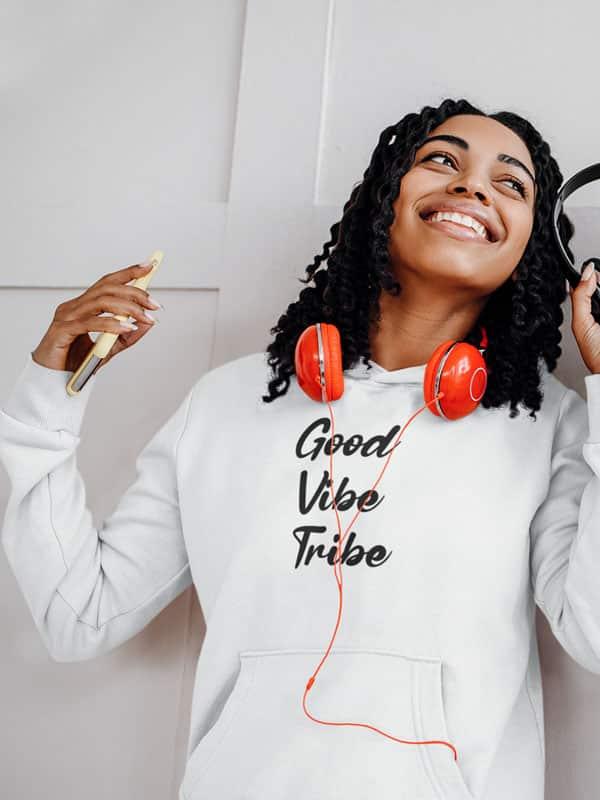 Good Vibe Tribe Hoodie