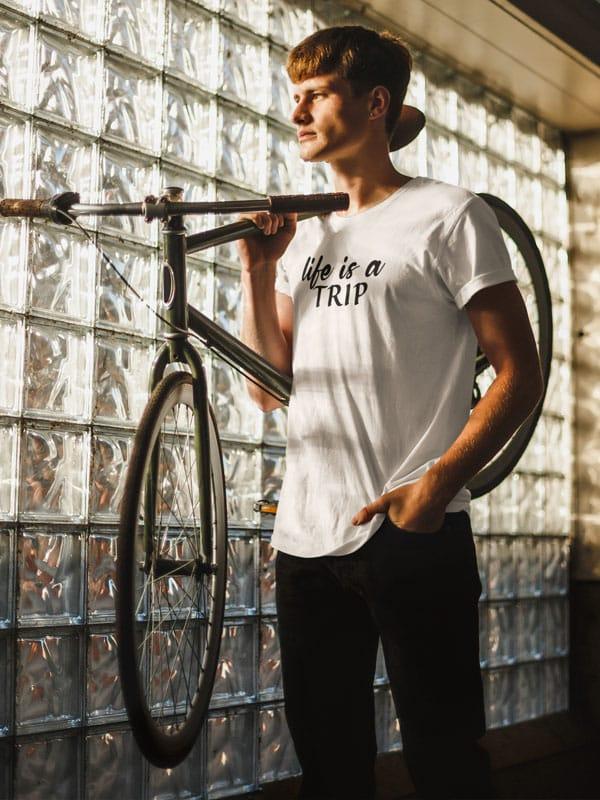 Life is a Trip Unisex T-Shirt
