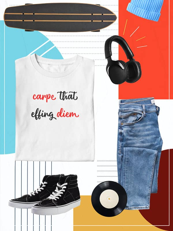 carpe that effing diem T-Shirt