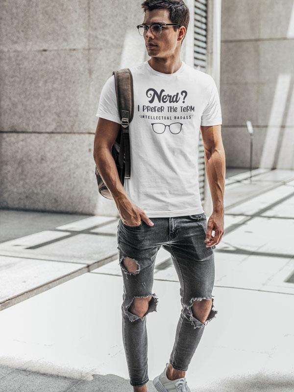 Intelectual Badass T-Shirt