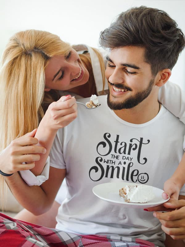 Start Every Day With a Smile T-Shirt