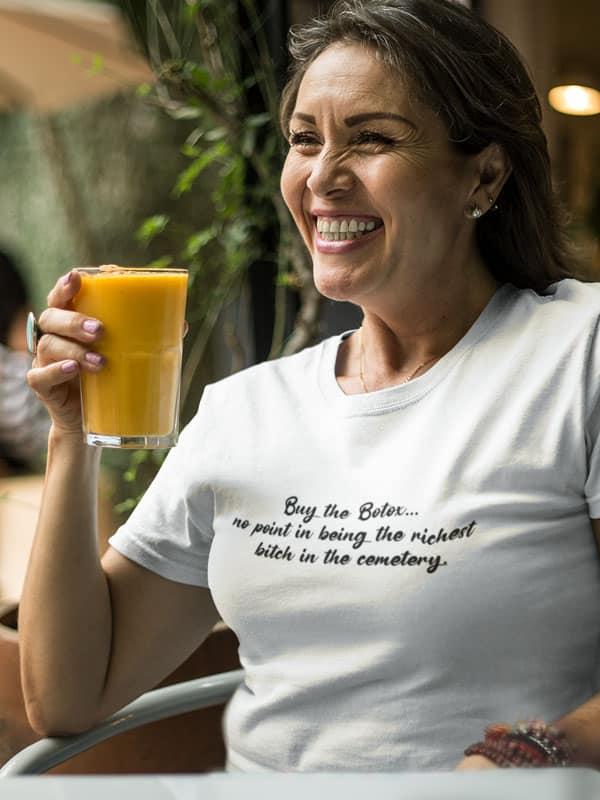 buy the botox t shirt