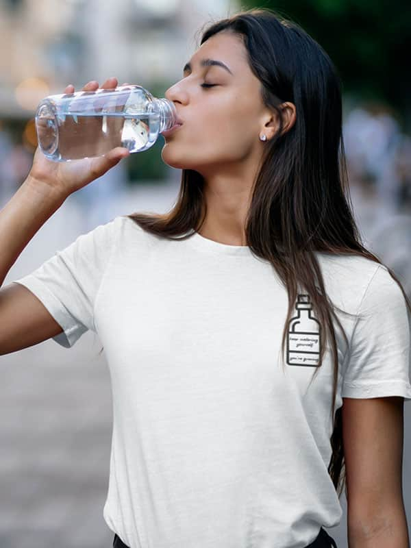 keep watering yourself t shirt