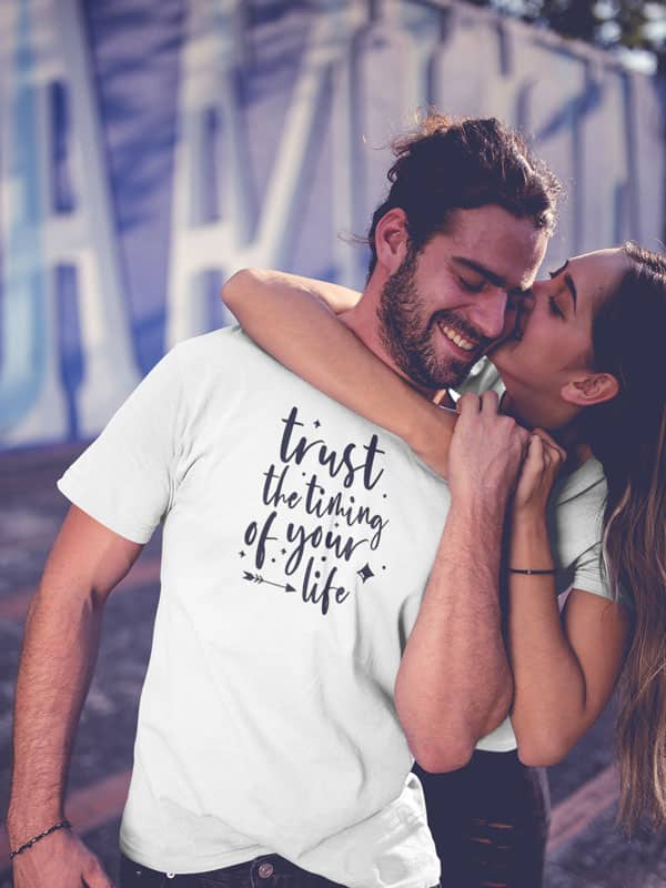 Trust the Timing of Your Life Shirt